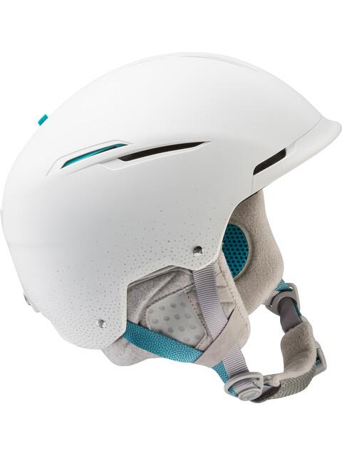 Rossignol Templar Impacts - Casco de bicicleta Mujer - blanco/Turquesa